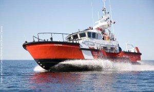 CCGS Cap Percé (Fisheries and Oceans Canada, F. Servant)