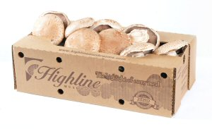 Highline Mushrooms was founded in 1961 from humble beginnings and has grown to become the largest mushroom grower in Canada and the world's largest grower of organic mushrooms.