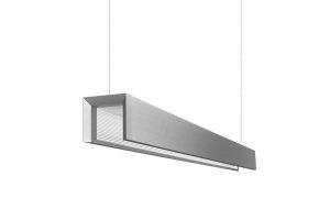 Le Profil de Fluxwerx, un luminaire innovant à DEL suspendu disposant d'un design unique à ouverture optique, gagne le Red Dot Award : Product Design 2016.