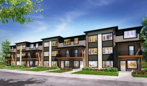 Rohit Communities, Edmonton's Home Builder of the Year, Introduces Townhomes from the $150,000's