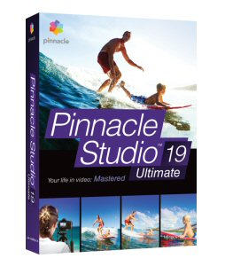 Pinnacle Studio 19.5 brings your projects even closer to professional movie-making results.