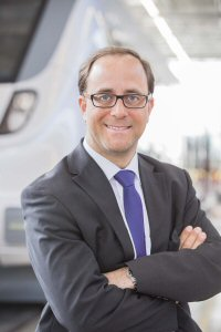 Bombardier Transportation Appoints Germar Wacker as New Chairman of the Management Board