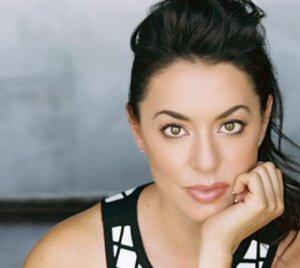 On-air media personality and host, Katerina Cozias