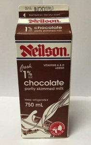 Expanded Product Recall - Certain Neilson Partly Skimmed Chocolate Milk Products May Contain Listeria Monocytogenes