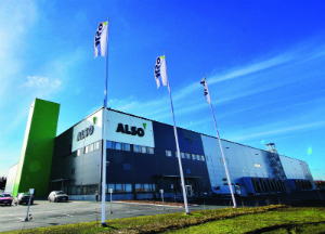 ALSO opens state-of-the-art logistics center in Finland