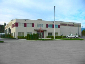 18,500 square feet of shop space and 15 bays at soon-to-be Trailcon location in Surrey, BC.