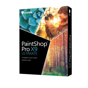 Introducing the new PaintShop Pro X9, the only all-in-one image editor you'll need for all of your creative projects at home and on the job.