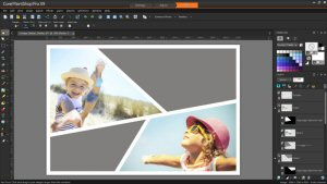 Don't fear the blank canvas! New project templates help you start (and finish) your next brochure, photo collage or thank you card faster than before.