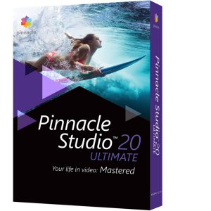 Pinnacle Studio 20 Ultimate gets you closer to professional results with advanced editing capabilities and innovative features.