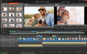 Pinnacle Studio 20 Ultimate offers a powerful collection of new features including Motion Tracking with Mosaic Blur, Easy Track Transparency, HEVC (H.265) support, 360 Degree Video Controls, and much more.