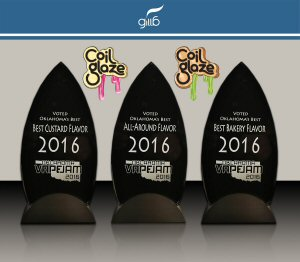 Top flavor awards from Oklahoma VapeJam 2016 