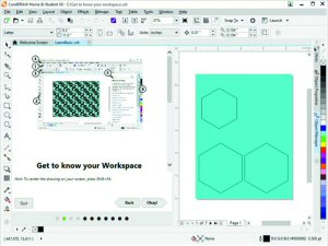 Built for the latest Windows 10 technologies, CorelDRAW Home and Student Suite X8 features user-friendly tools for design, layout and tracing, along with powerful photo-editing capabilities.