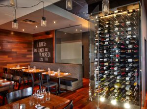 The ideal wine storage solution for restaurants.