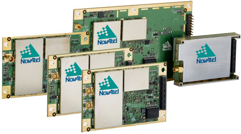 Precise Positioning Assured with the Launch of NovAtel's Next-Generation OEM7 GNSS Technology