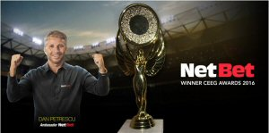 NetBet wins best operator CEEGA 2016