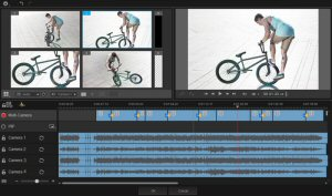 Roxio Creator NXT 5 now offers Multi-Camera Video Editing. Tell your story from any perspective with support for two cameras in Creator NXT 5 and up to four cameras in Creator NXT Pro 5.