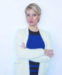 Ingrid Gagné, vice présidente BG Beauté - Misencil