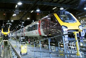 Bombardier assure le soutien du parc de rames Voyager de CrossCountry depuis sa mise en service