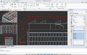 CorelCAD 2017 expands users' drawing capabilities with updated 2D drafting tools.