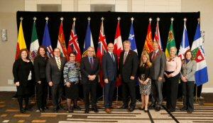 Les ministres fédéral, provinciaux et territoriaux responsables du logement se sont réunis à Ottawa, le 1er novembre 2016, pour examiner et faire progresser l'élaboration d'une Stratégie nationale sur le logement (SNL) pour le Canada.