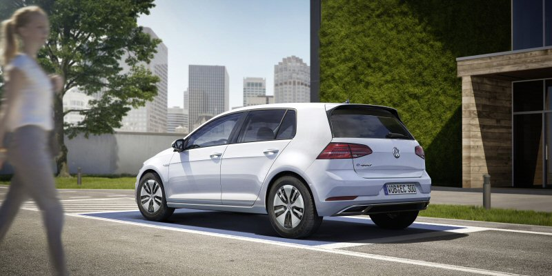 volkswagen e golf coming to canada in 2017. Black Bedroom Furniture Sets. Home Design Ideas