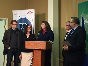 Les gouvernements du Canada et de l'Alberta annoncent un investissement dans la préservation et la revitalisation des logements abordables à Calgary.