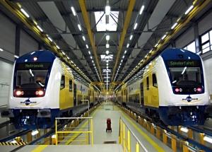LNVG's Bombardier-built Fleet Passes 100,000,000 Kilometer Milestone
