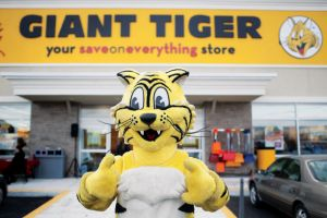 Giant Tiger Announces Opening of First Ever Store in Red Deer, Alberta