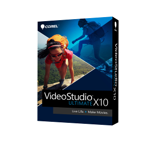 Highly creative and surprisingly easy-to-use, VideoStudio Ultimate X10 enables users of all skill levels to make movies that are uniquely their own.