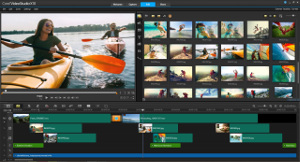 VideoStudio Ultimate X10 offers new editing options including Mask Creator, Track Transparency, Time Remapping, 360 video support and more.