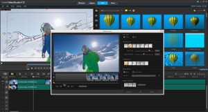 New Mask Creator makes it simple to put the focus on key elements in your video. Highlight with fun effects and play with easy-to-use brush and shape tools to create custom video masks.