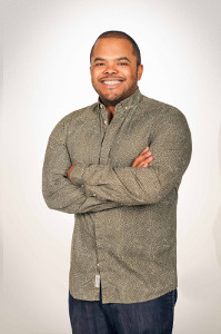 Culinary Director at TELUS Spark, Chef Roger Mooking