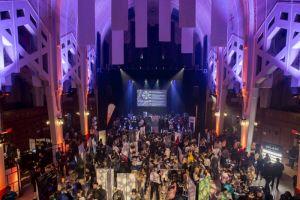 100 entreprises qui définissent les tendances en entrepreneuriat exposent à La grand-messe Montréal inc., présentée par Bell, organisée par la Fondation Montréal inc.
