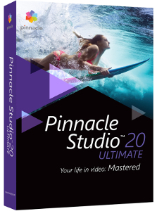 Pinnacle Studio 20.5 Ultimate gets you closer to professional results with advanced editing capabilities and innovative features.