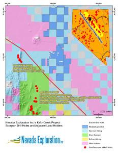 Nevada Exploration Inc. Kelly Creek Project