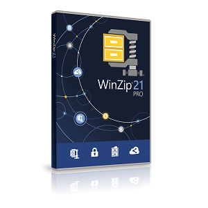 WinZip 21.5 Pro makes it easy to handle your files no matter where they're stored, protect your privacy in the cloud, and quickly share with contacts.