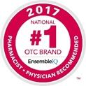 2017 #1 OTC Brand Logo