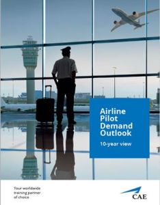 CAE Airline Pilot Demand Outlook.