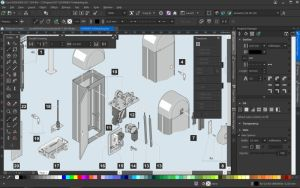 Featuring a new customizable UI, CorelDRAW Technical Suite 2017 enables you to tailor your environment to the way you work best.