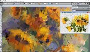 Use the powerful new Cloning capabilities in Painter 2018 to create stunning works of art from photographs.