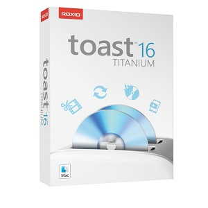 Toast 16 Titanium makes it simple to burn, copy, capture, edit, convert, and share all of your digital media.