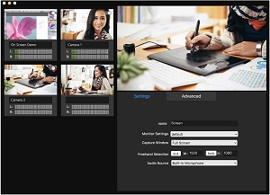 New MultiCam Capture works with your favorite video editing software to help you quickly create engaging training, demo, and how-to videos for YouTube.