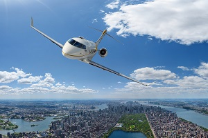 Bombardier livre un premier avion Challenger 350 en Argentine