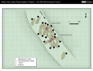 Figure 3 - Altan Nar Plan Map