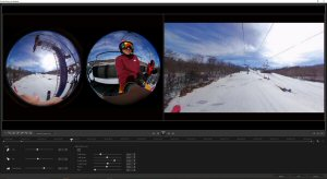 VideoStudio X10.5 now offers a complete 360 video editing workflow. Trim, add titles, music, and more to create truly immersive video experiences. Work with popular 360 spherical video formats including fish eye and dual fisheye.