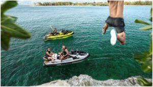 An innovative platform for the Sea-Doo PWC ® BRP