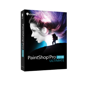 PaintShop Pro 2018 is a complete suite that makes advanced photo editing and design easier and more accessible than ever before.