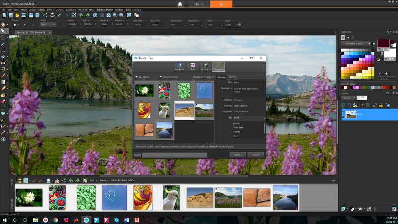 Corel PaintShop Pro and SmugMug Join Forces to Make All-in-One Photo