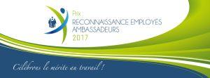 Décernés annuellement par le Regroupement québécois des résidences pour aînés (RQRA), les Prix reconnaissance employés ambassadeurs rendent hommage à des employés dévoués et motivés.