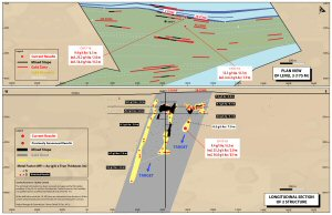 Cartier Intersects 9.4 g/t Au Over 6.5 Meters at Chimo Mine